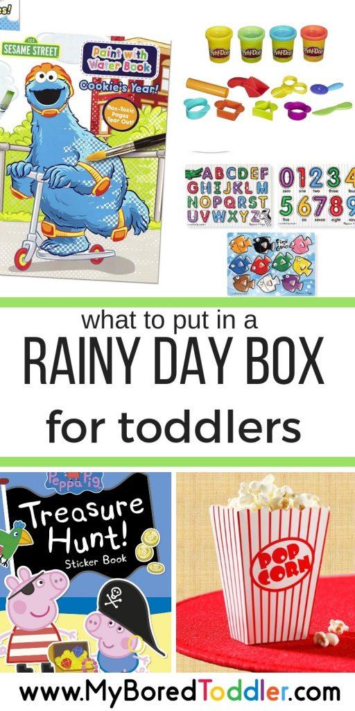 Rainy Day Box My Bored Toddler