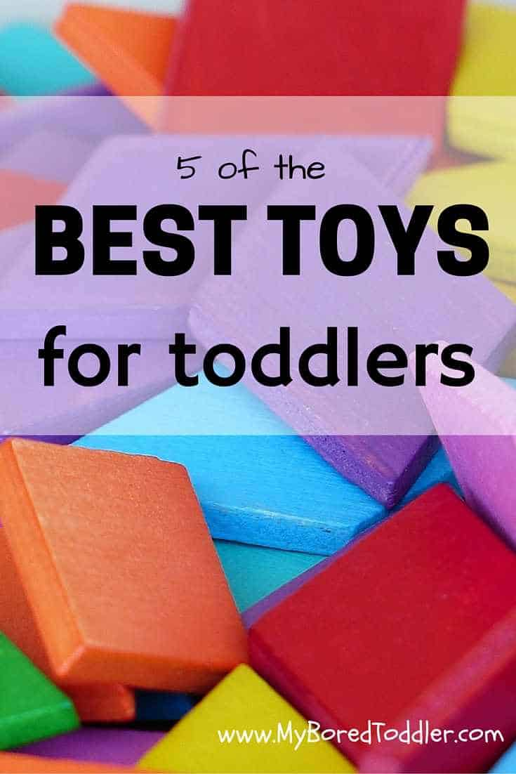 5 boredom busting Christmas gifts for toddlers - My Bored Toddler