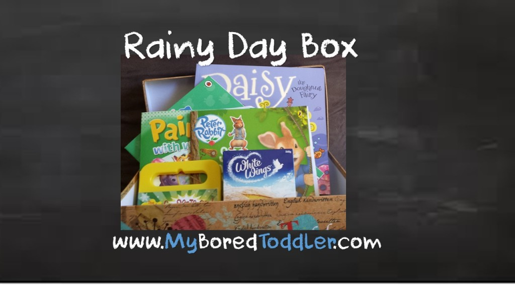 rainy day box