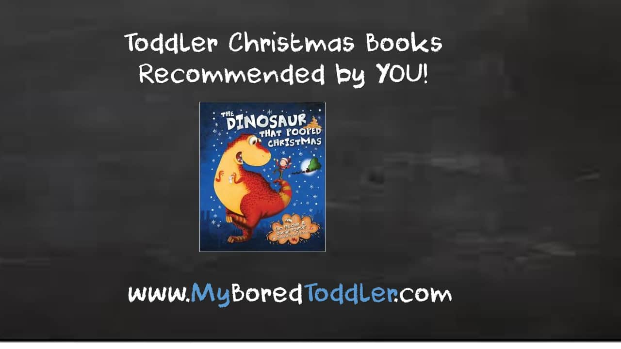 Toddler Christmas Book recommendations