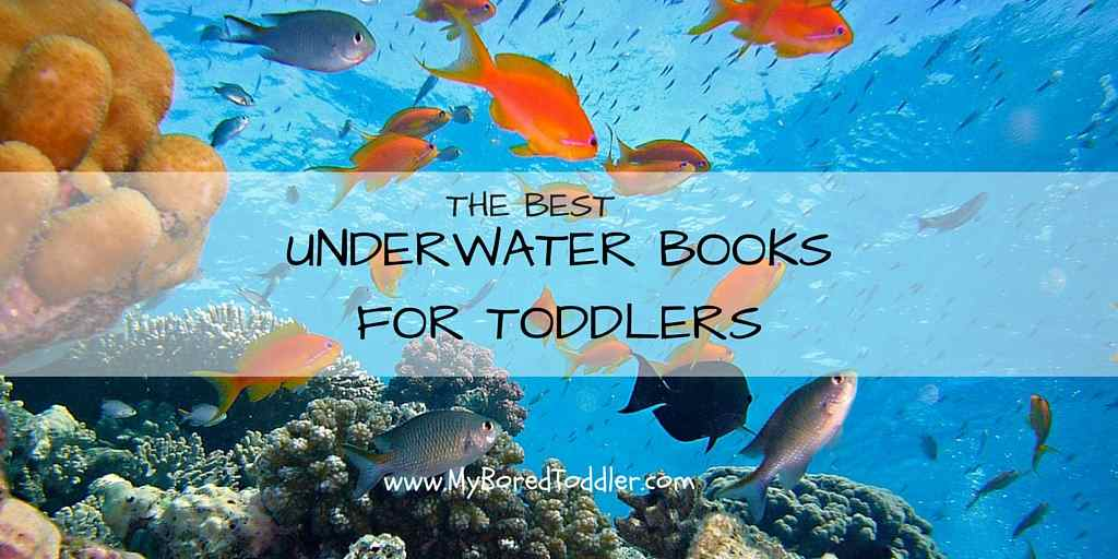 BEST BOOKS FOR TODDLERS UNDERWATER TWITTER