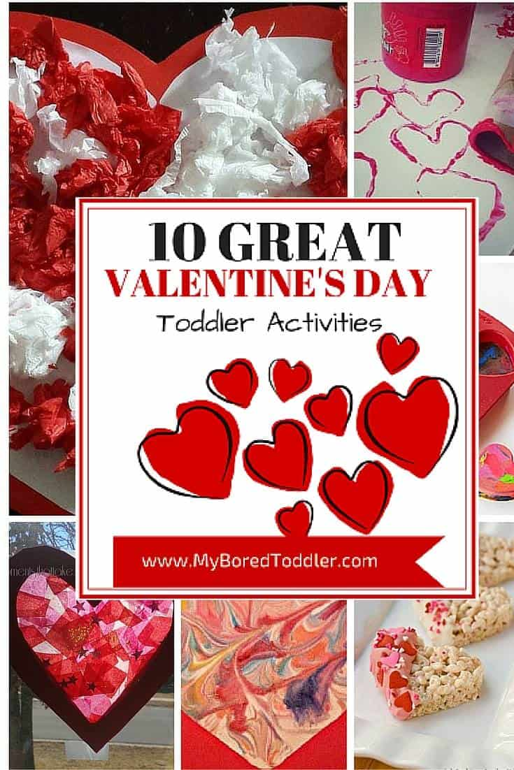 10 Great Valentine S Day Toddler Activities My Bored Toddler