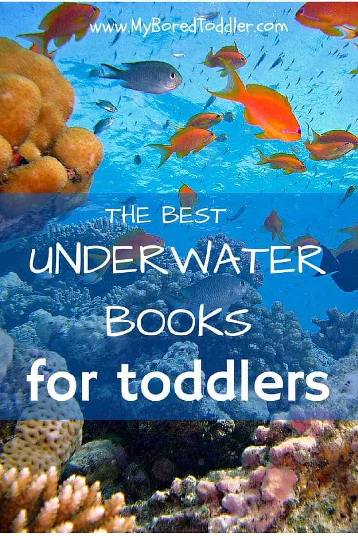 best books for toddlers underwater