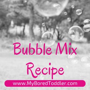 BEstBubble MixRecepe