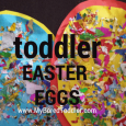easter crafts for toddlers easter eggs