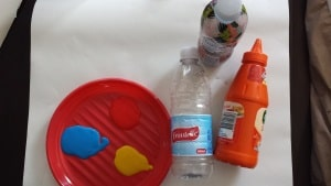 toddler painting ideas soda bottles