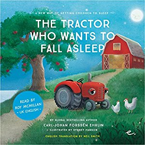 The tractor who wants to fall asleep audio book for toddlers