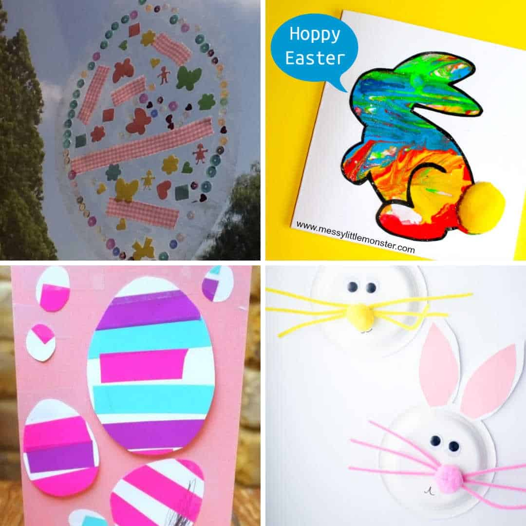 Easter Ideas for Toddlers - crafts and activiites for toddlers 5