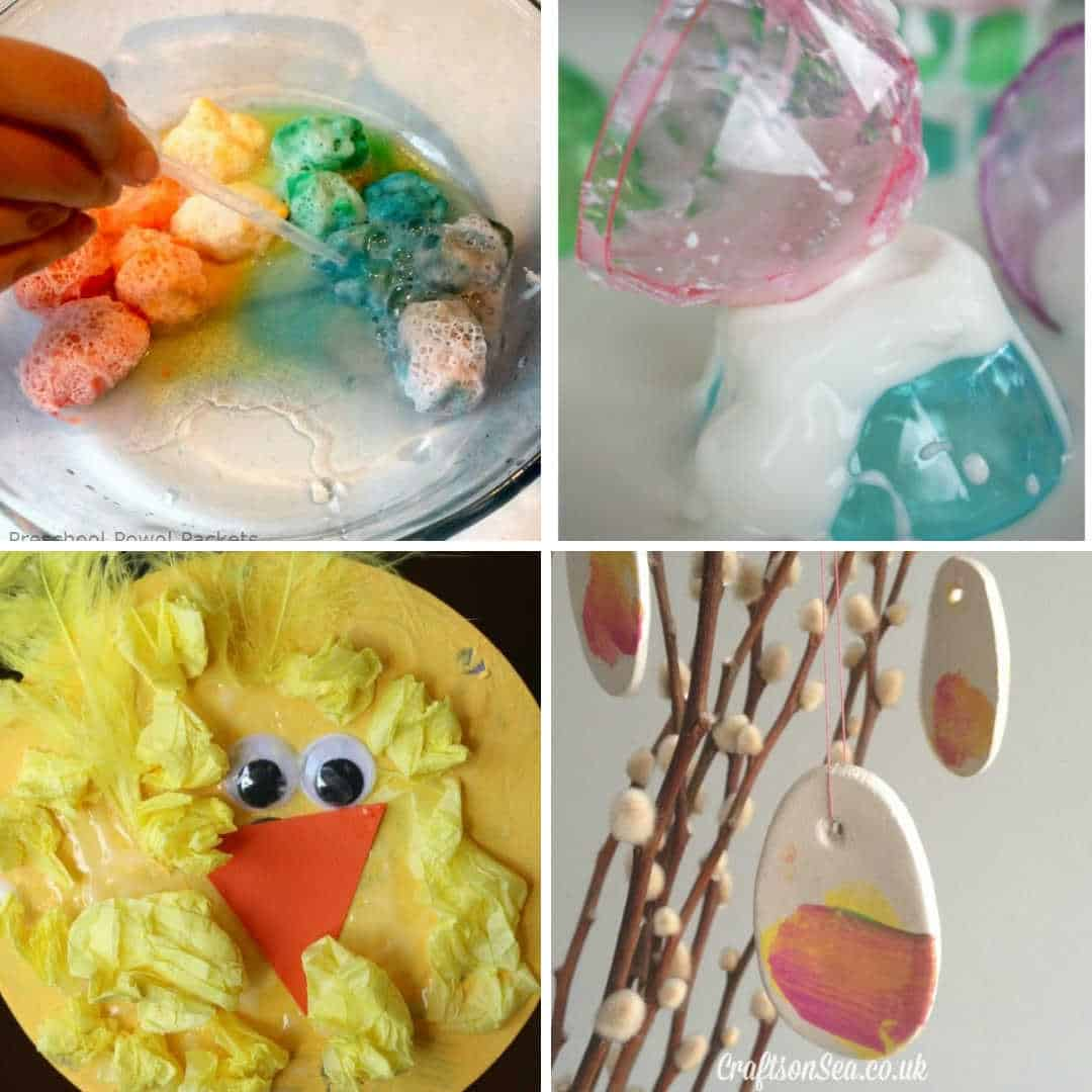 Easter Ideas for Toddlers - crafts and activiites for toddlers 6