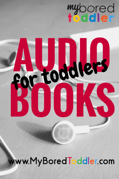 best books for toddlers audio books