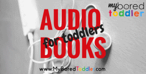 Best books for toddlers – Audio Books