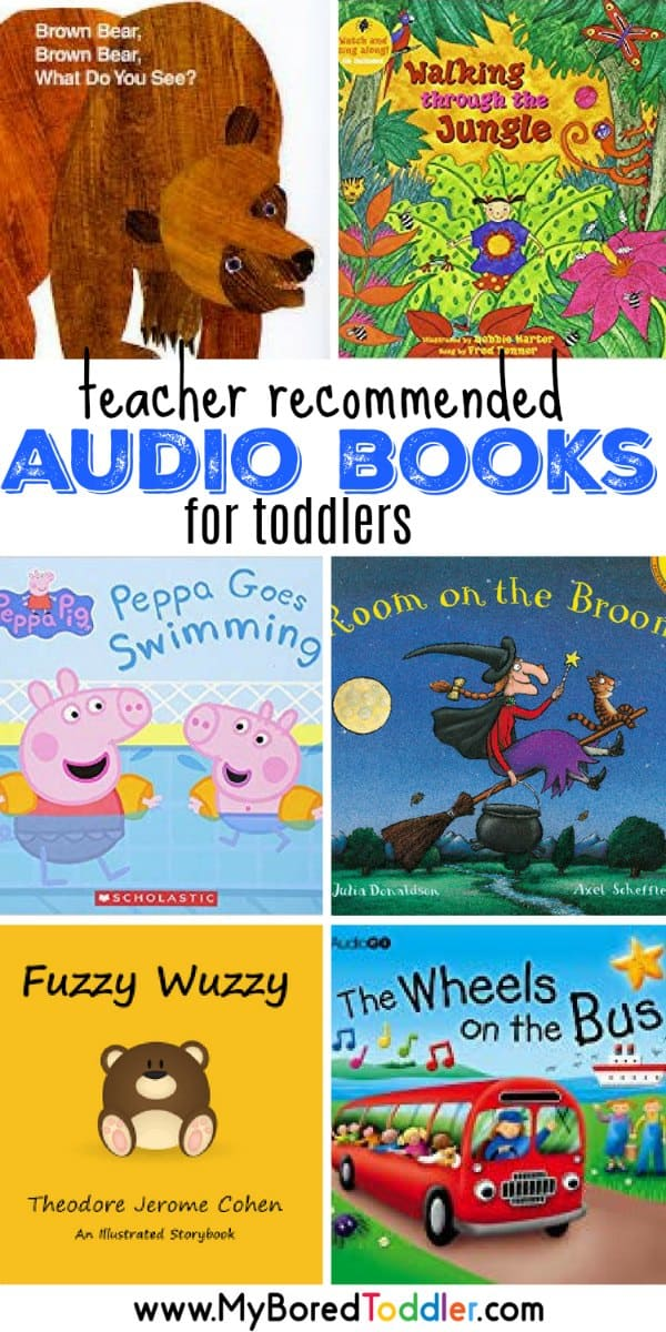 preschool audio books best books for toddlers audio books my bored toddler 262