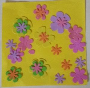Spring Toddler Craft Kite