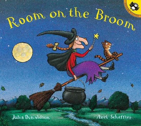 room on the broom audiobooks for toddlers