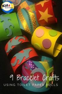 toddler fun friday bracelet craft