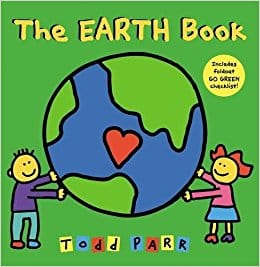 Earth Day Books for Toddlers - My Bored Toddler