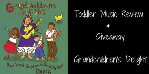 Toddler Music Review and Giveaway!