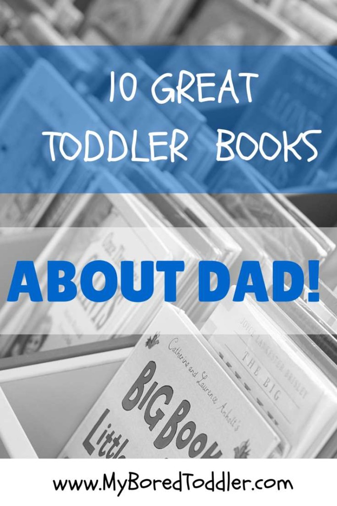 books for toddlers dad