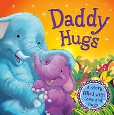 daddy hugs book