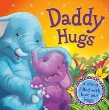 daddy hugs book
