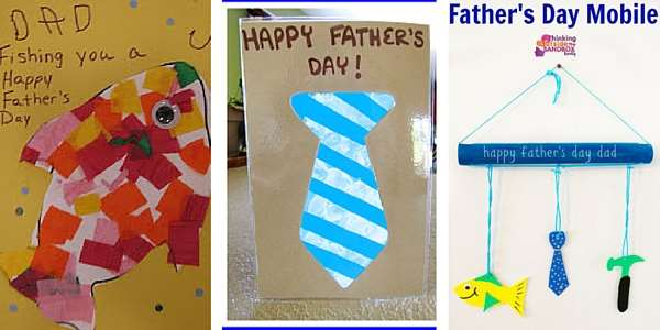 Toddler Father's Day Crafts 3
