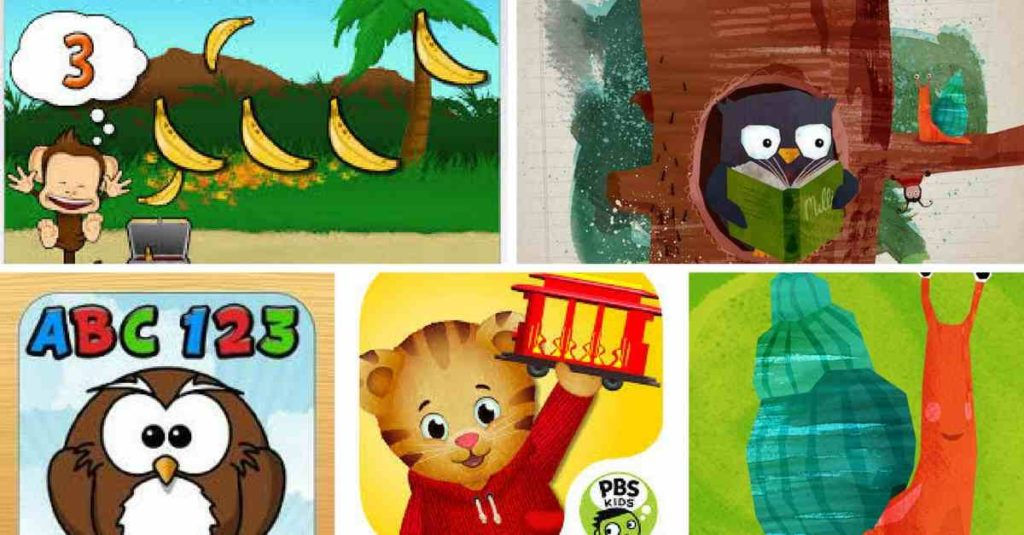 20 Best Apps for Toddlers 2018