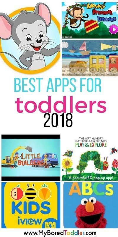 best apps for toddlers 2018