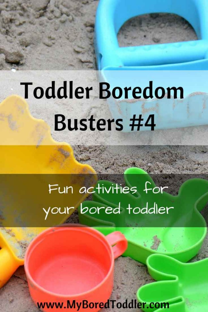 Activities for Toddlers
