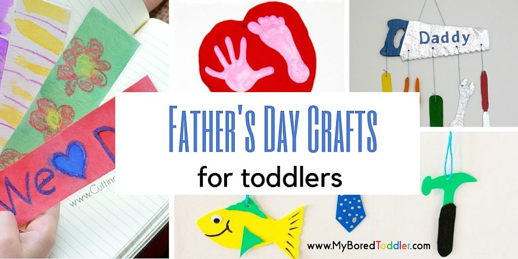 Toddler Father's Day Crafts