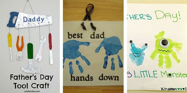 Toddler father s day crafts my bored