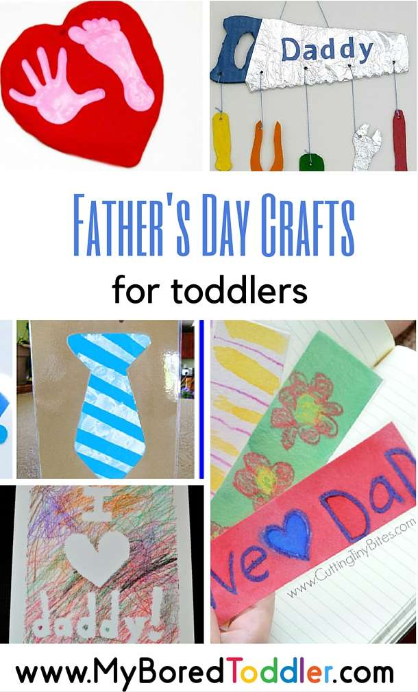 toddler father's day crafts pinterest