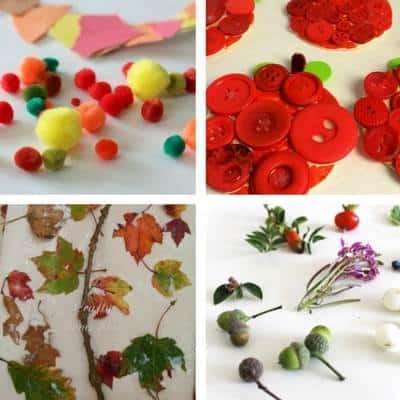 toddler autumn fall crafts