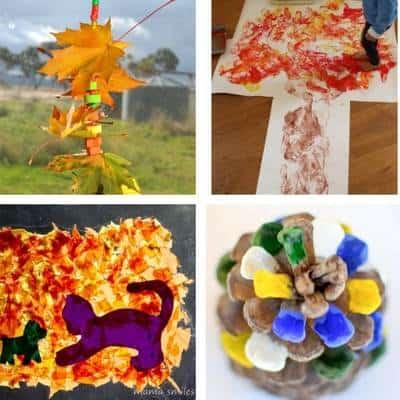 toddler fall crafts