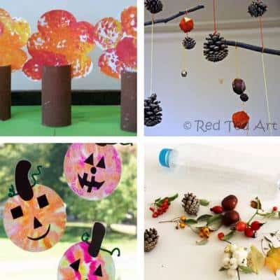 toddler fall craft ideas