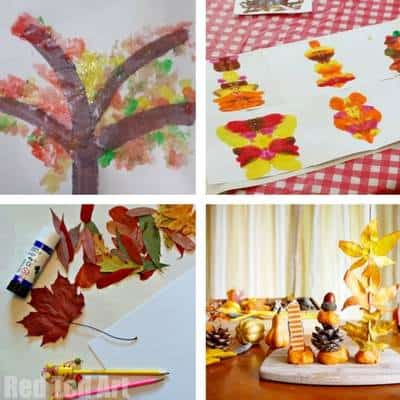 toddler craft activities for autumn