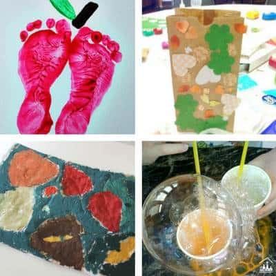 toddler autumn craft activities