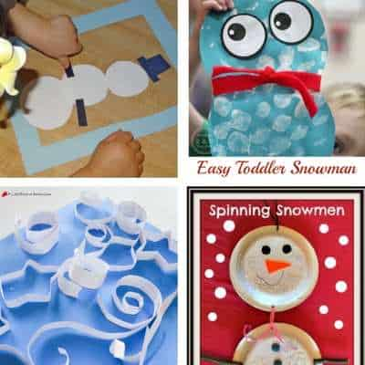Winter Crafts And Activities For Toddlers