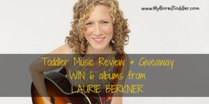 Toddler Music Review – Laurie Berkner