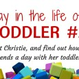 A day in the life of aTODDLER 2 feature