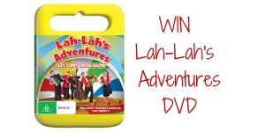 Win Lah-Lah's Adventures DVD