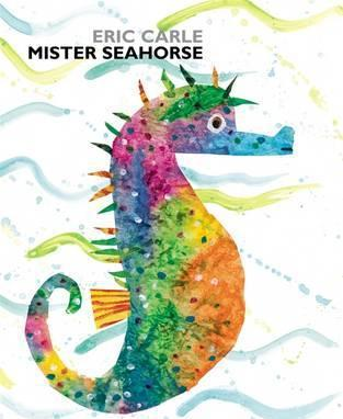 Mister seahorse eric carle best undewater books for toddlers