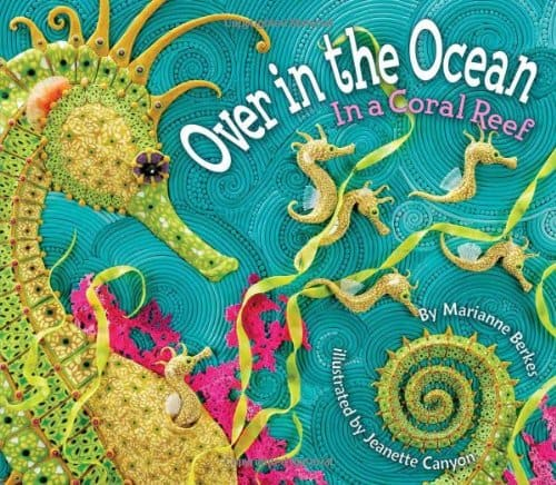 Over in the Ocean 0- best underwater books for toddlers