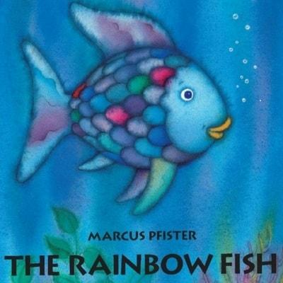 Underwater books for toddlers - Rainbow Fish