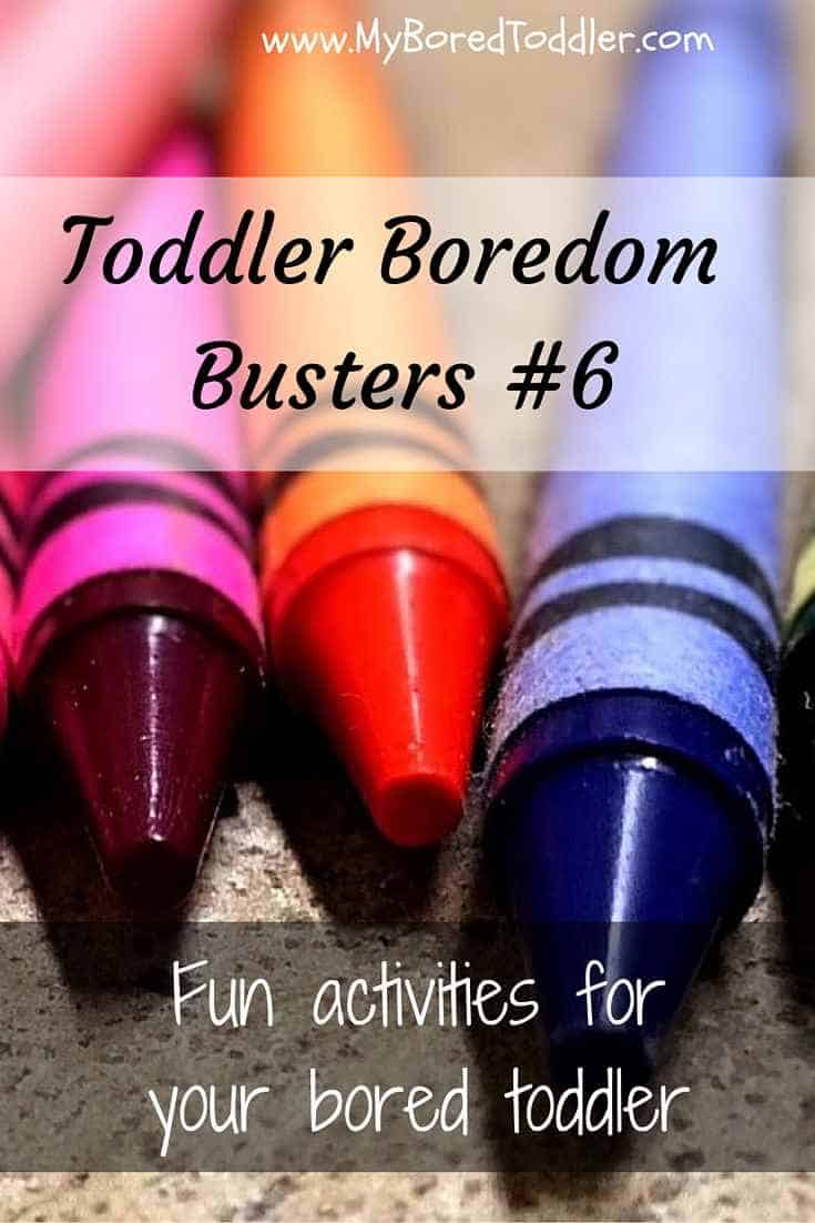Toddler Boredom busters 6