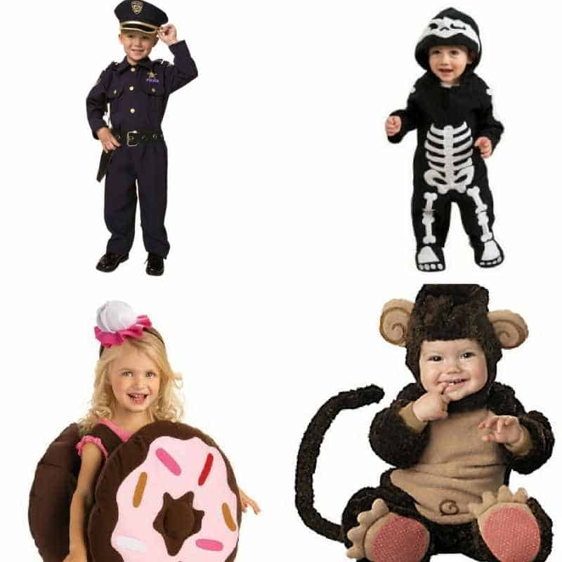 Toddler Halloween Costume Ideas - My Bored Toddler