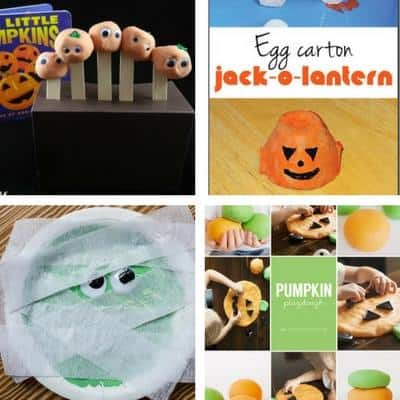 Halloween crafts for toddlers image 3