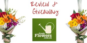 Fresh Flowers Review & Giveaway