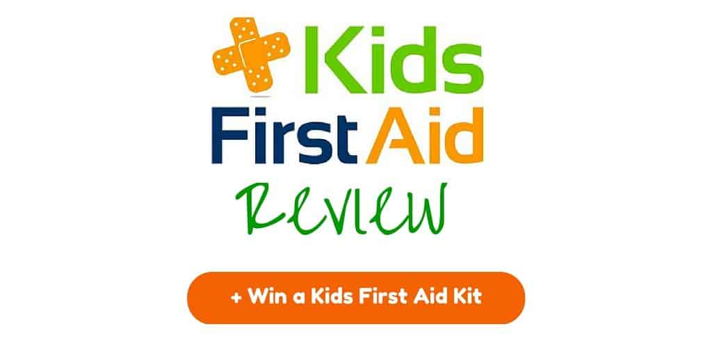 Kids First Aid Review & Giveaway