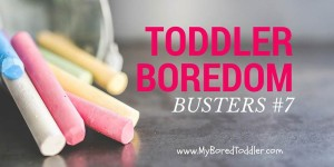 toddler boredom busters toddler activities