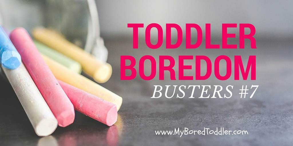 Toddler Boredom Busters 7